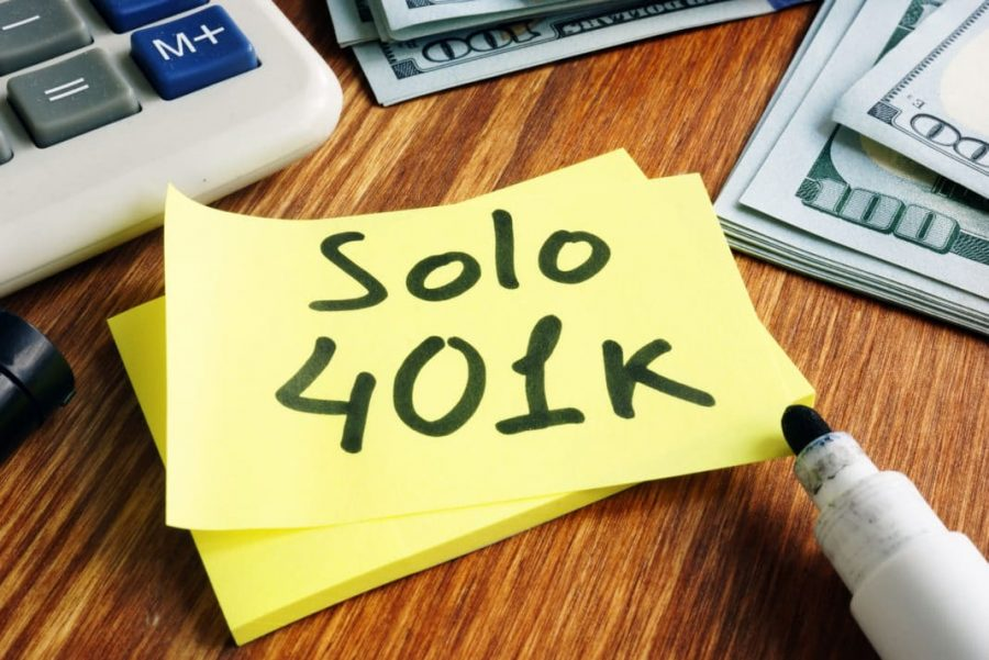 What is a Solo 401K?