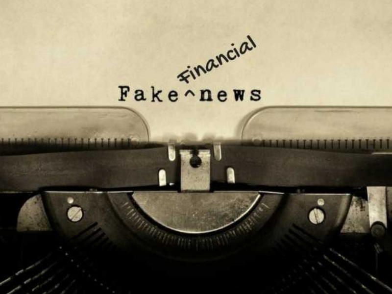 "FINANCIAL ""FAKE NEWS"" FOR YOUR RETIREMENT"